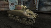 Шкурка для M4 Sherman для World Of Tanks миниатюра 5