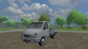 ГАЗ 3302 Multifruit для Farming Simulator 2013 миниатюра 1