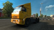 Kamaz 6460 v 2.0 for Euro Truck Simulator 2 miniature 3