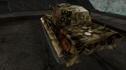Шкурка для PzKpfw VIB Tiger II для World Of Tanks миниатюра 3