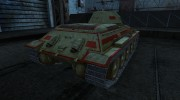 Шкурка для Т-34 for World Of Tanks miniature 4