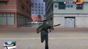 АК-103 из Warface для GTA Vice City миниатюра 4