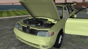 Daewoo Nubira I Kombi US 1999 for GTA Vice City miniature 7