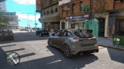 Ford Focus RS для GTA 4 миниатюра 2