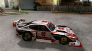 Ford Zakspeed Capri Mk3 (1978-1983) for GTA San Andreas miniature 5