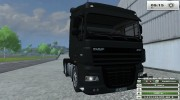 DAF XF 105 510 v 1.1 for Farming Simulator 2013 miniature 8