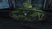 Шкурка для BDR G1B для World Of Tanks миниатюра 5