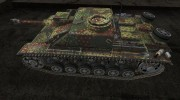 Шкурка для StuG III для World Of Tanks миниатюра 2