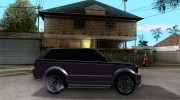 Huntley из GTA IV for GTA San Andreas miniature 5