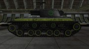 Скин для T25/2 с зеленой полосой for World Of Tanks miniature 5
