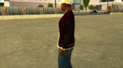 Кепка kappa for GTA San Andreas miniature 2