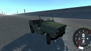 УАЗ-469 for BeamNG.Drive miniature 3