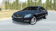 Mercedes-Benz CLS 350 (C218) 2010 for BeamNG.Drive miniature 1