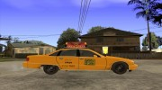 Chevrolet Caprice Taxi 1991 for GTA San Andreas miniature 5