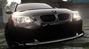 BMW M5 E60 for GTA 4 miniature 17