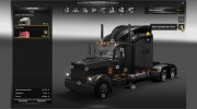 Peterbilt 389 for Euro Truck Simulator 2 miniature 5