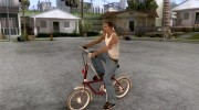 Child Bicycle for GTA San Andreas miniature 1