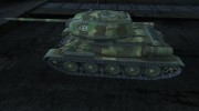 Шкурка для Т-34-85 for World Of Tanks miniature 2