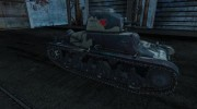 Шкурка для Hotchkiss H35 for World Of Tanks miniature 5