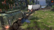 КамАЗ 5410 for Spintires 2014 miniature 10