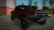 Dodge Ram Prerunner for GTA Vice City miniature 2