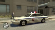 1995 Ford Crown Victoria (Moscow Police) for GTA 4 miniature 4