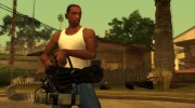 HQ Minigun (With HD Original Icon) for GTA San Andreas miniature 2