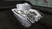 M26 Pershing от Azazello for World Of Tanks miniature 3