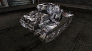 Шкурка для PzKpfw II Ausf. J for World Of Tanks miniature 4