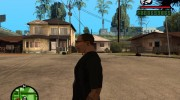 Футболка с логотипом Counter Strike for GTA San Andreas miniature 4