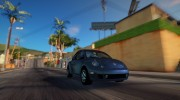 Volkswagen New Beetle 2004 Tunable for GTA San Andreas miniature 5