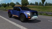 Nissan Titan Warrior for Euro Truck Simulator 2 miniature 1