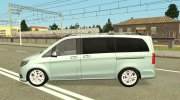 Mercedes-Benz Vito for GTA San Andreas miniature 3