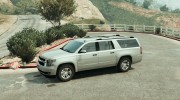 2015 Chevrolet Suburban (Unlocked) Final for GTA 5 miniature 5