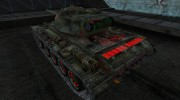 Шкурка для T-44 для World Of Tanks миниатюра 3