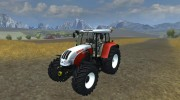Steyr CVT 6195 v 2.1 для Farming Simulator 2013 миниатюра 1
