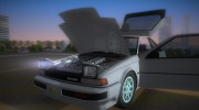 1986 Nissan 200SX for GTA Vice City miniature 10