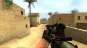 M16A4 & AK 47SD Animations by SlaYeR5530 UPDATE! for Counter-Strike Source miniature 1