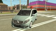 Mercedes-Benz Vito for GTA San Andreas miniature 1