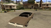 Dodge Charger R/T 1969 for GTA San Andreas miniature 1