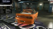 Nissan 240SX Tunable for GTA 5 miniature 28