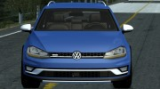 Volkswagen MK7 Golf Alltrack for Street Legal Racing Redline miniature 2