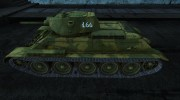 T-34 5 for World Of Tanks miniature 1