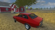 Dacia Sport 1410 для Farming Simulator 2013 миниатюра 3