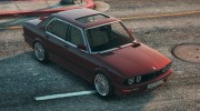 BMW M5 E28 1988 for GTA 5 miniature 4