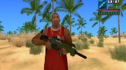 Assault Rifle G2A2 для GTA San Andreas миниатюра 1