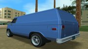 GMC Vandura G-15 1983 v1.1 for GTA Vice City miniature 4