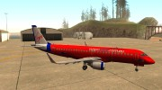 Embraer ERJ 190 Virgin Blue for GTA San Andreas miniature 4