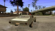Chevrolet Chevelle SS for GTA San Andreas miniature 4