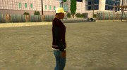 Кепка kappa for GTA San Andreas miniature 4